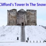 Clifford's-Tower-In-The-Snow