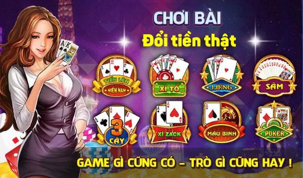 Game Bài Tiền Thật Nào Đang Hot