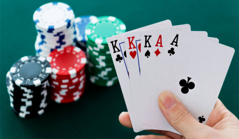 Nhập môn poker